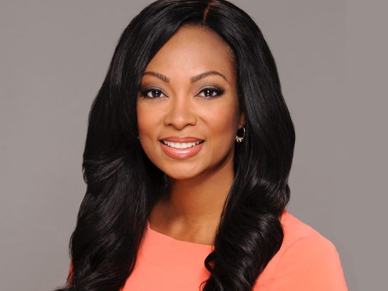 WCW Series With NBC Anchor Michelle Relerford - Nekia Nichelle | On