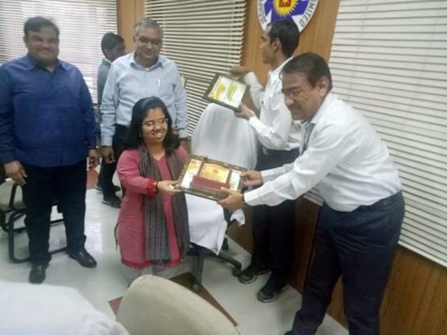 IAS Officer Aarti Dogra