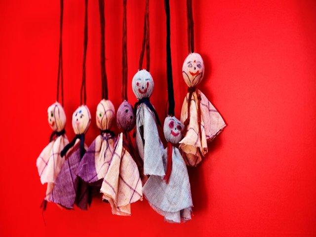 Chekutty dolls