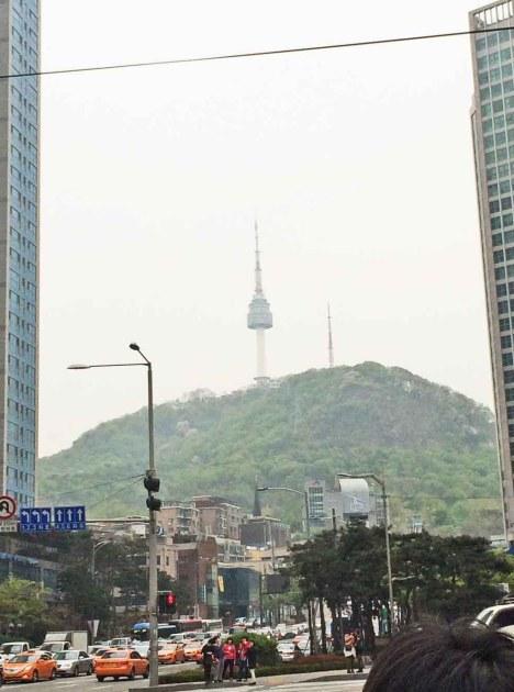 南山タワー