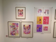 prad From April 28 to May 10, there was an Watanabe Akio exposition uruoisan 4
