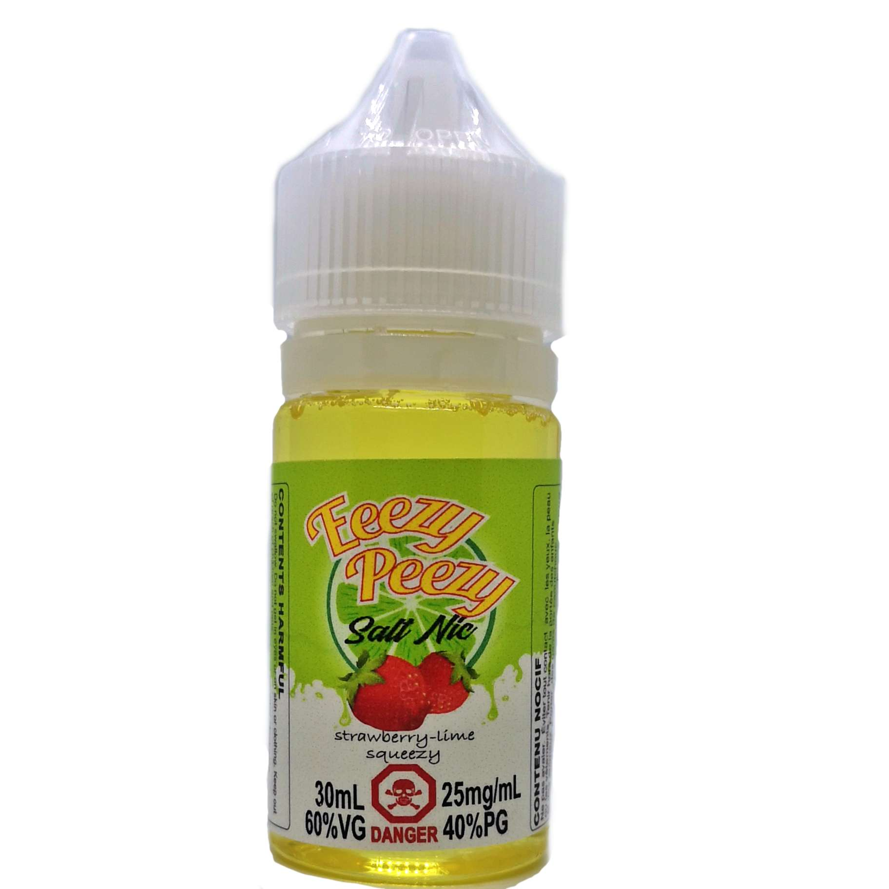 strawberry-lime squeezy