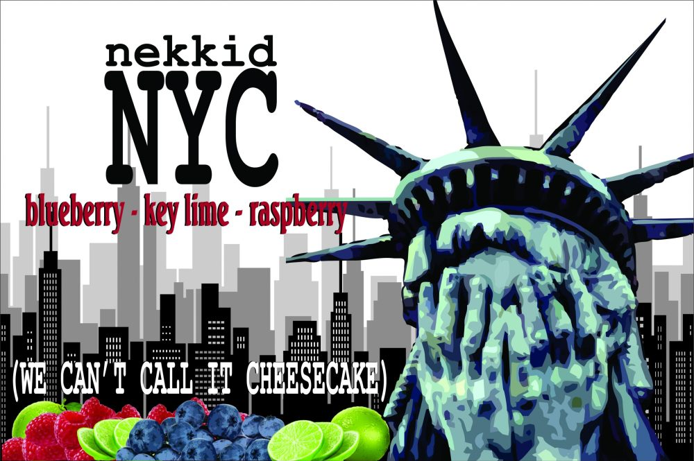 NYC Cheesecake Ejuice