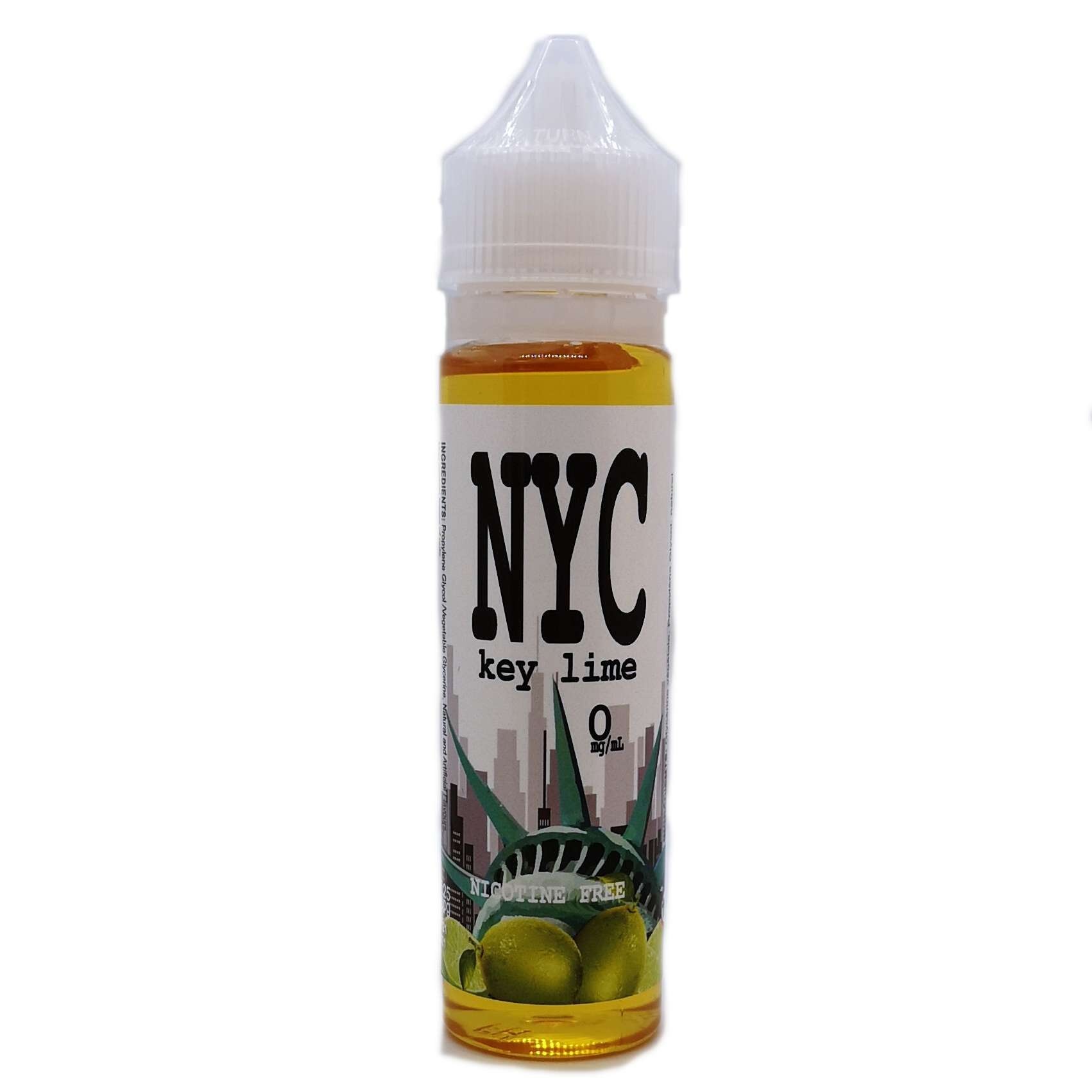 NYC-KEY-LIME-CHEESECAKE Amber's Bay Boy 60mL - Pomegranate