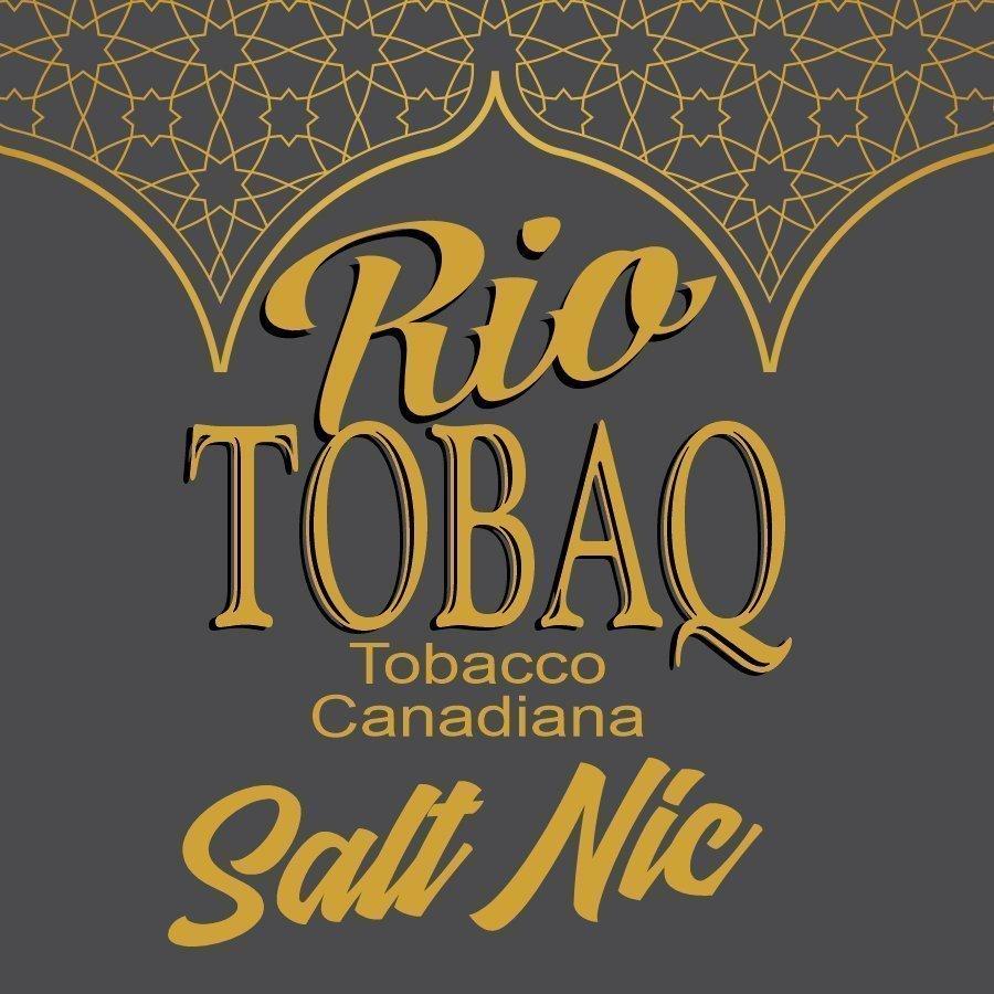 Rio Tobaq - Tobacco Canadadina Salt Nic