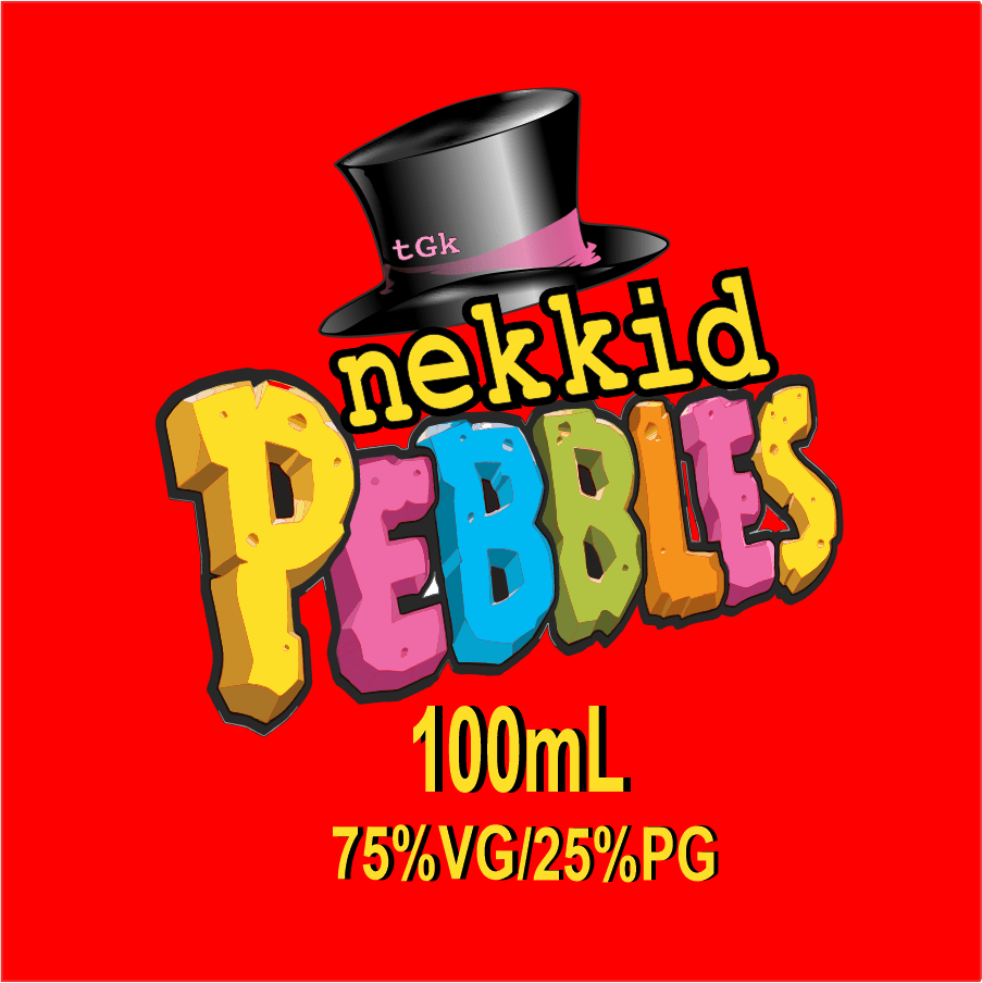 nekkid pebbles - 100ml