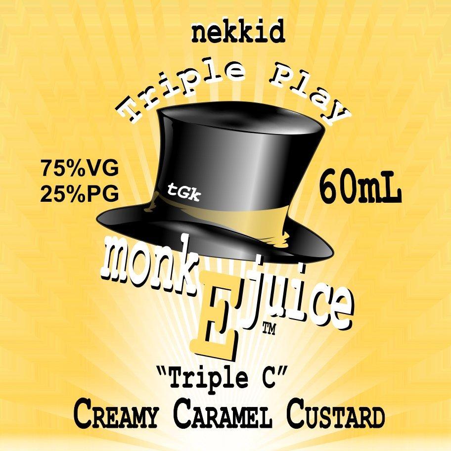 Triple C - Creamy Caramel Custard