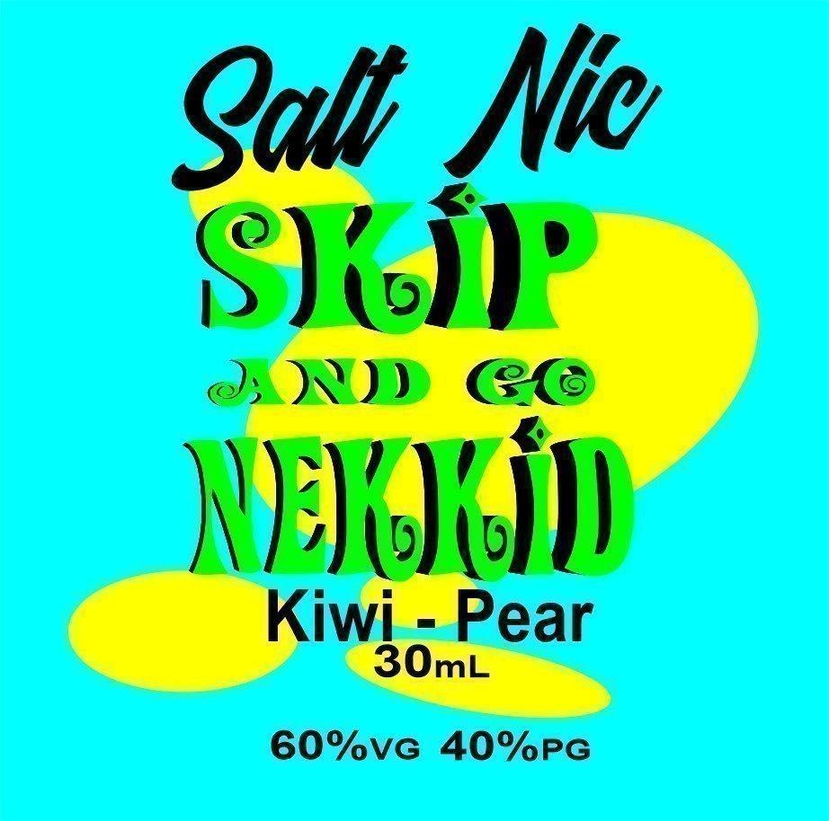 Kiwi Pear Salt Nic