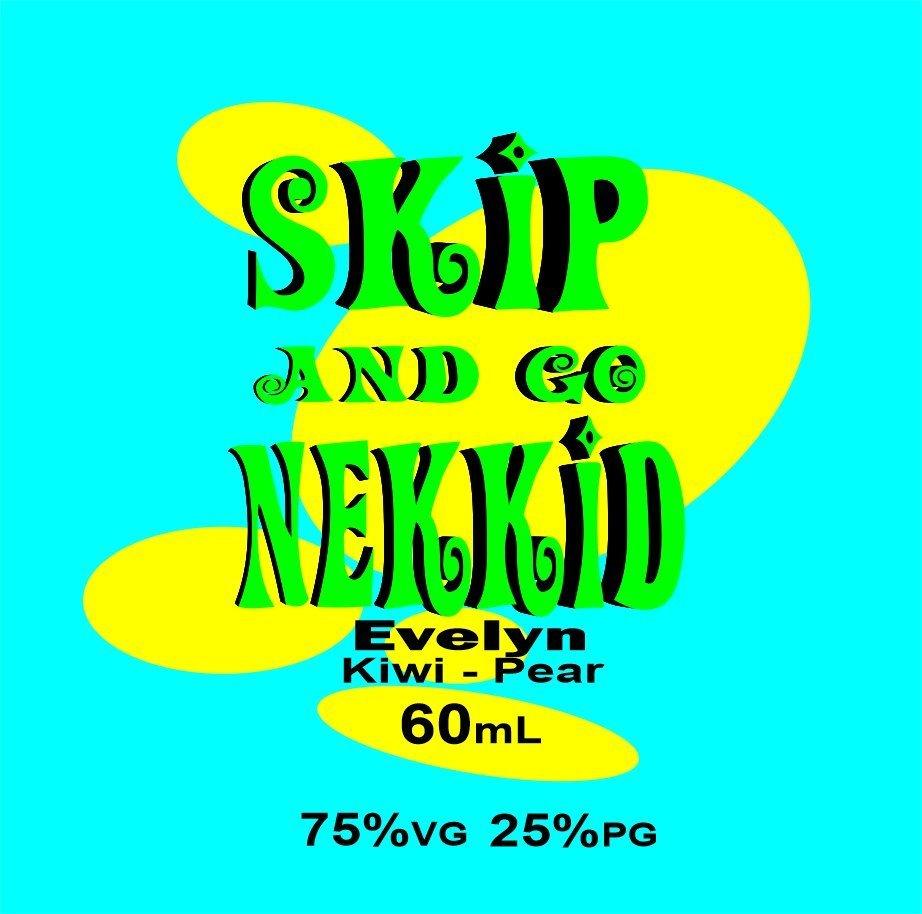 Kiwi Pear Skip and go Nekkid Eliquid