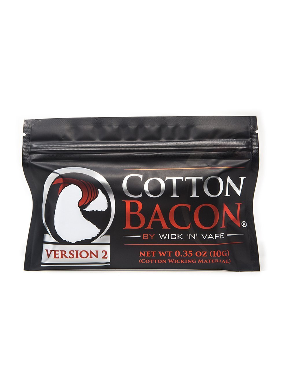 wick n' vape cotton bacon