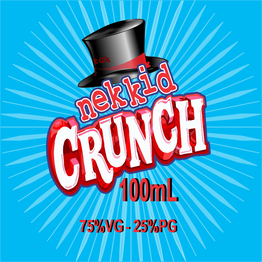 Nekkid Crunch - 100mL