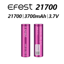 efest 21700 3700 mAh battery