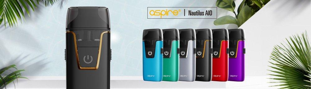 Nautilus AIO - Aspire Pod Kit