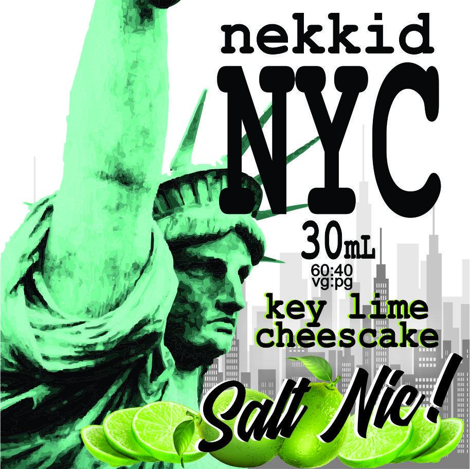 Key-Lime Cheesecake Salt Nic
