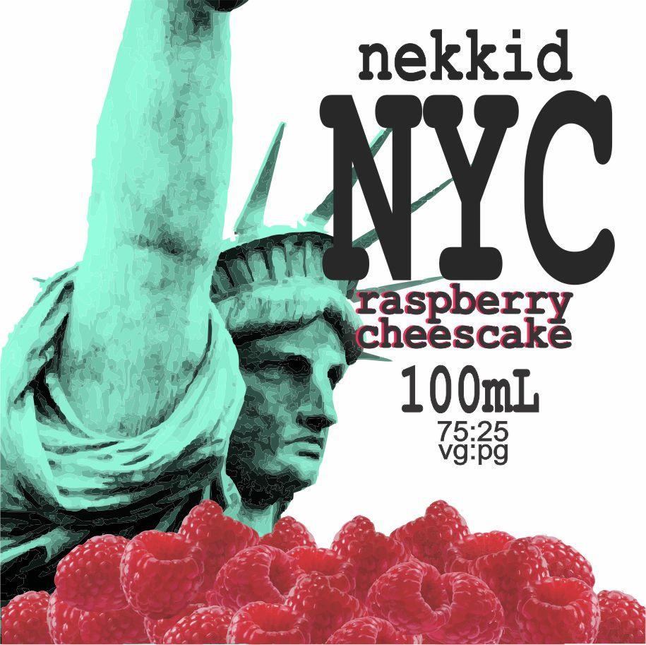 raspberry cheesecake - 100ml