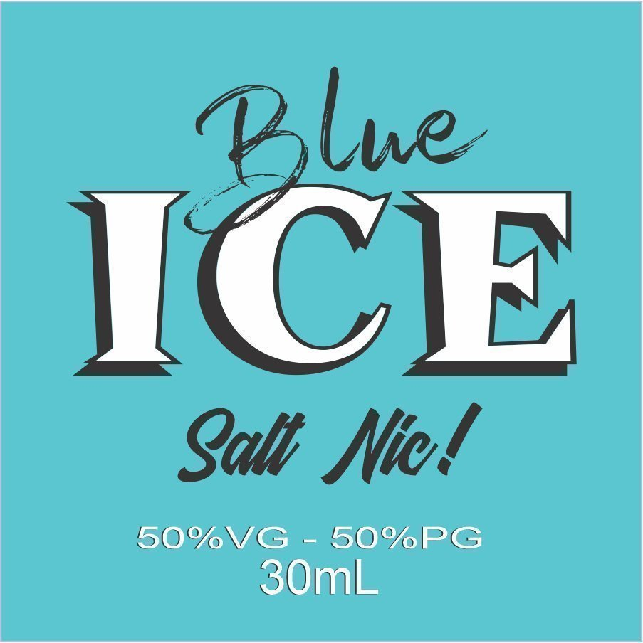 Blue Ice Salt Nic - 30mL