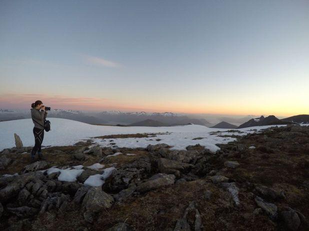 Fjellrypa fotografera fjellrype-daten me crasha BIGTIME