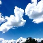 アメリカの雲