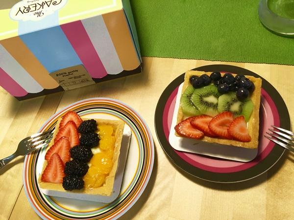 アメリカのケーキ
