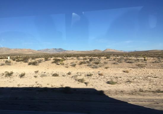 ラスベガス周辺の道路