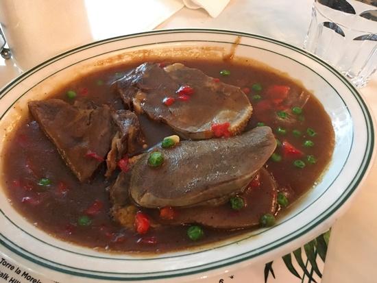 牛タンの煮込み料理