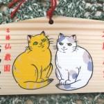 猫ちゃんのことを神頼み!猫のパワースポット3選