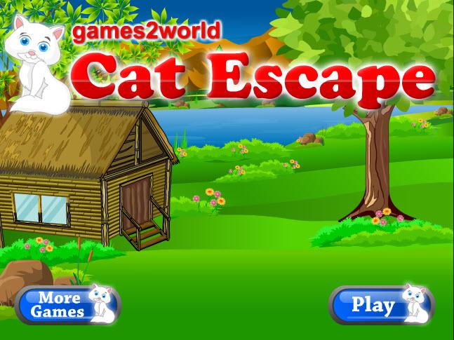 121109catesc - 時間泥棒すぎる、本格的な猫を助ける脱出ゲーム「Cat Escape」(無料)