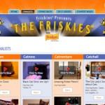 米の猫動画コンテスト「THE FRISKIES」、優勝は「盲目ニャンコ、初めてのおもちゃ」(動画)
