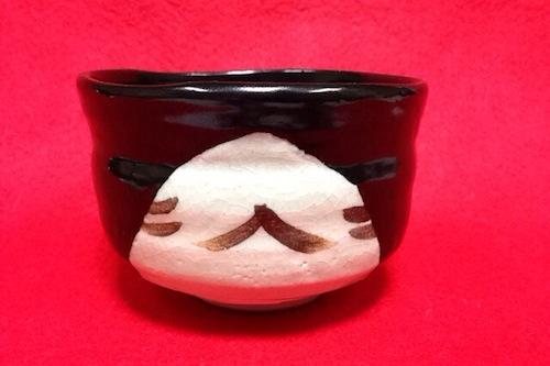 140210seihoudou02 - 猫をモチーフにした茶道具で、お茶を点てたり喫したり