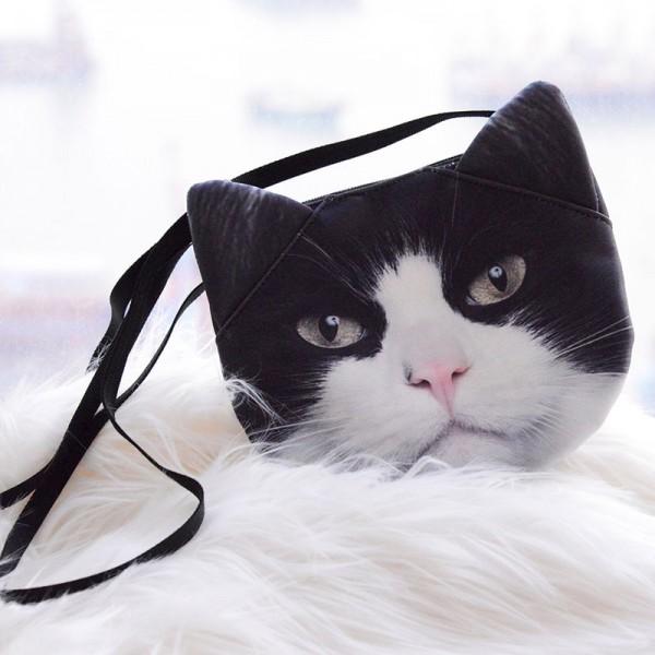 140315catfacebag03 600x600 - あの全面猫フェイスバッグ、日本のサイトで買えるようになる