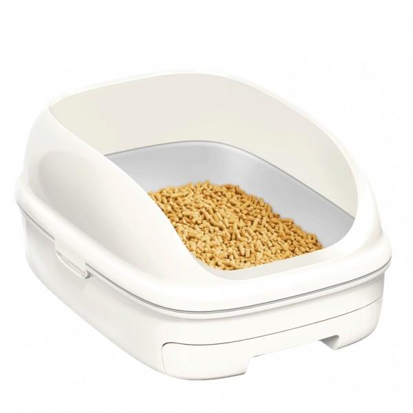 141025white01 600x600 - ニャンとも清潔トイレの限定カラー「クールホワイト」が本日から発売