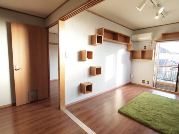 141205 fujigaokacathouse image4 600x450 - 猫用カスタマイズ賃貸物件、内覧会を12月7日まで開催@藤が丘