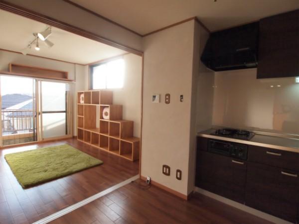 141205 fujigaokacathouse image7 600x450 - 猫用カスタマイズ賃貸物件、内覧会を12月7日まで開催@藤が丘