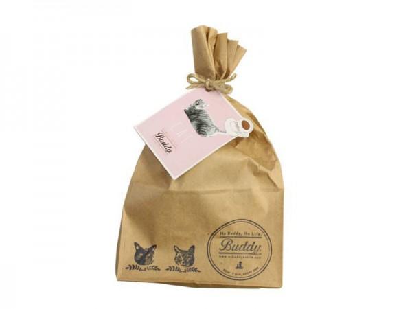 150527buddy01 600x450 - 贈るたび猫が助かるコーヒーギフト、猫のノートも新発売