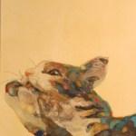 猫と光と色彩と、かわいく妖艶な猫絵画