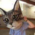駅前が猫にまみれる「吉祥寺ねこ祭り2015」、映画に古本に猫ヘッドも