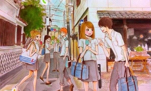 高野苺さんが綴る松本市舞台の漫画「Orange」を読んで10年前の自分に手紙を書いてみた