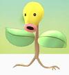 【ポケモンGO図鑑】マダツボミのタイプCP進化素材など【パワーウィップ】【使える?】