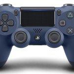 PS4コントローラーに「スチール・ブラック」「ミッドナイト・ブルー」などの新色5つが追加! 発売日は11月3日