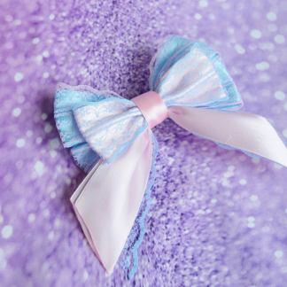 Hair bow - Lissa