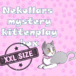Mystery Kittenplay Box in XXL Size