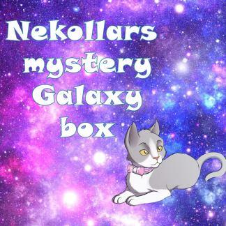 Nekollars Mystery Galaxy Box