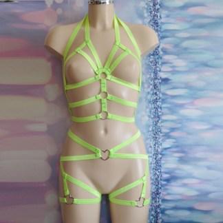 Neon Joy full harness