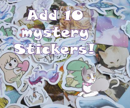 Nekollars cute stickers