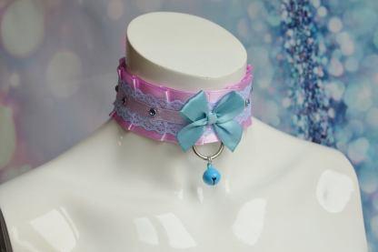 Ddlg day collar - Gem Queen