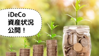 個人型確定拠出年金iDeCo(イデコ)の資産状況公開