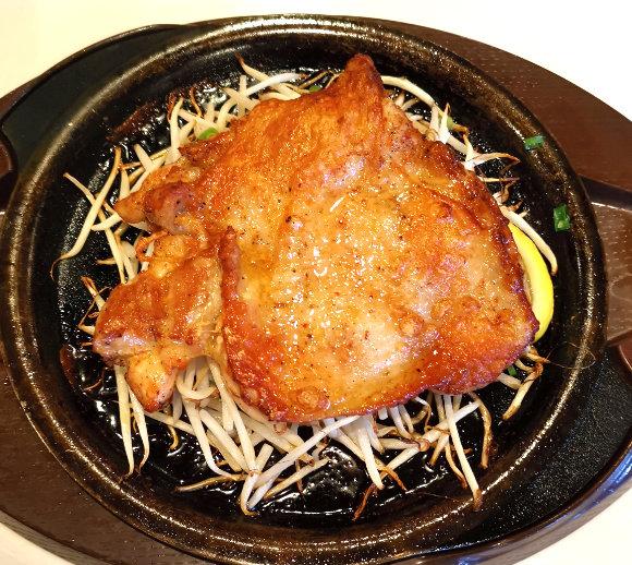 ガストのチキテキ・ピリ辛スパイス焼き