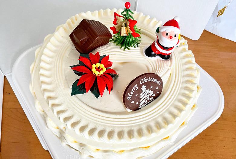 味よし、コスパよし!ヤマザキのクリスマスケーキ・バタークリームケーキの感想