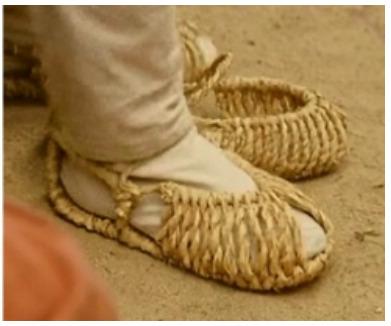 日本の草鞋
