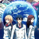 phantasy star anime